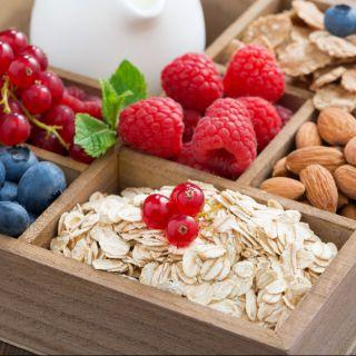 I 15 alimenti più ricchi di fibre
