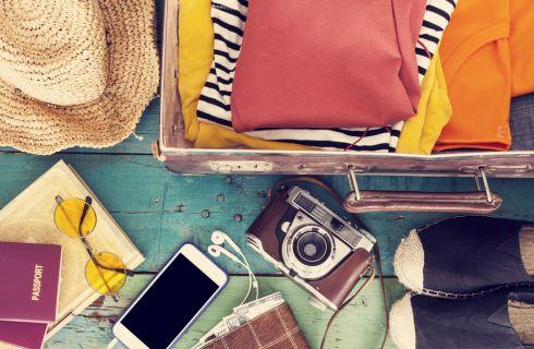 La valigia perfetta per la vacanza in crociera