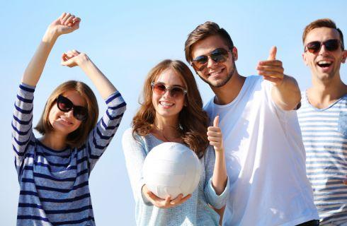 5 giochi da fare in spiaggia per adulti