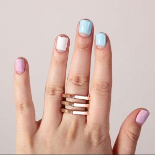 Come decorare in modo facile le unghie gel
