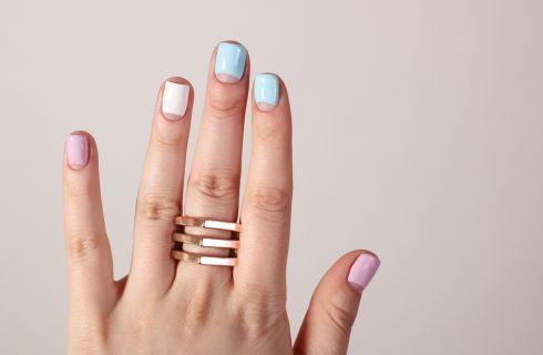 5 idee per fare le unghie gel semplici