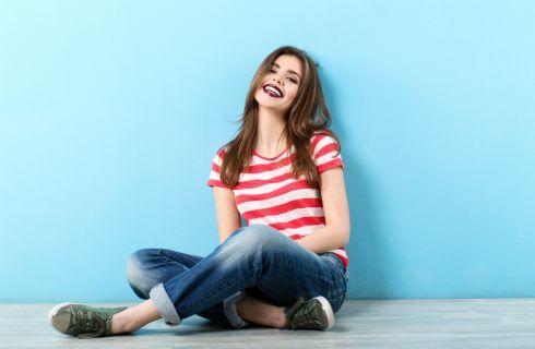 Come scegliere i jeans in base al tipo di fisico