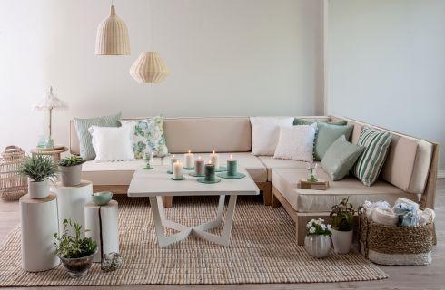10 idee per rinnovare il salotto senza spendere una fortuna