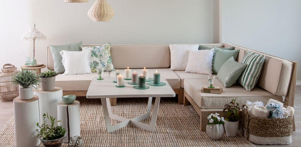 10 idee per rinnovare il salotto senza spendere una for Rinnovare casa idee