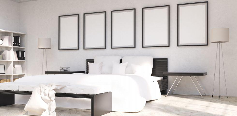 Come arredare una camera da letto matrimoniale diredonna for Arredare una camera piccolissima