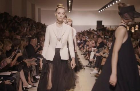 Dior: il debutto di Maria Grazia Chiuri