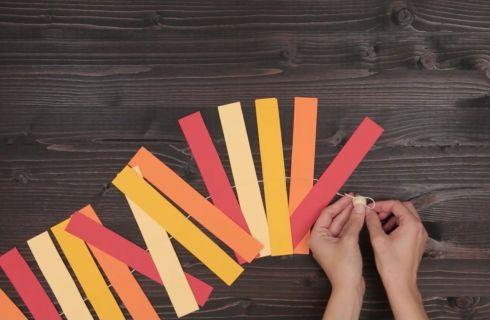 Festone di Carta Fai da Te: come farlo