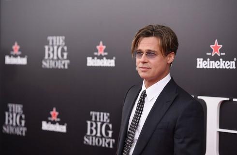 Tmz rivela: Brad Pitt indagato per violenze sui figli