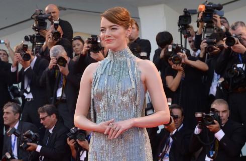 Mostra del Cinema di Venezia 2016: red carpet sfavillante per Emma Stone