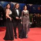 Emir Kusturica, Monica Bellucci e Sloboda Micalovic