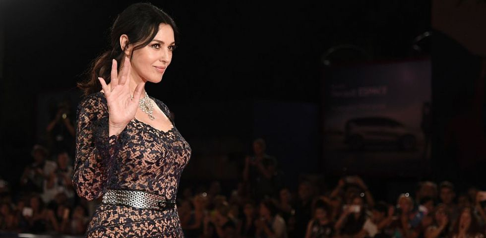Mostra del Cinema di Venezia 2016: Monica Bellucci, red carpet da diva