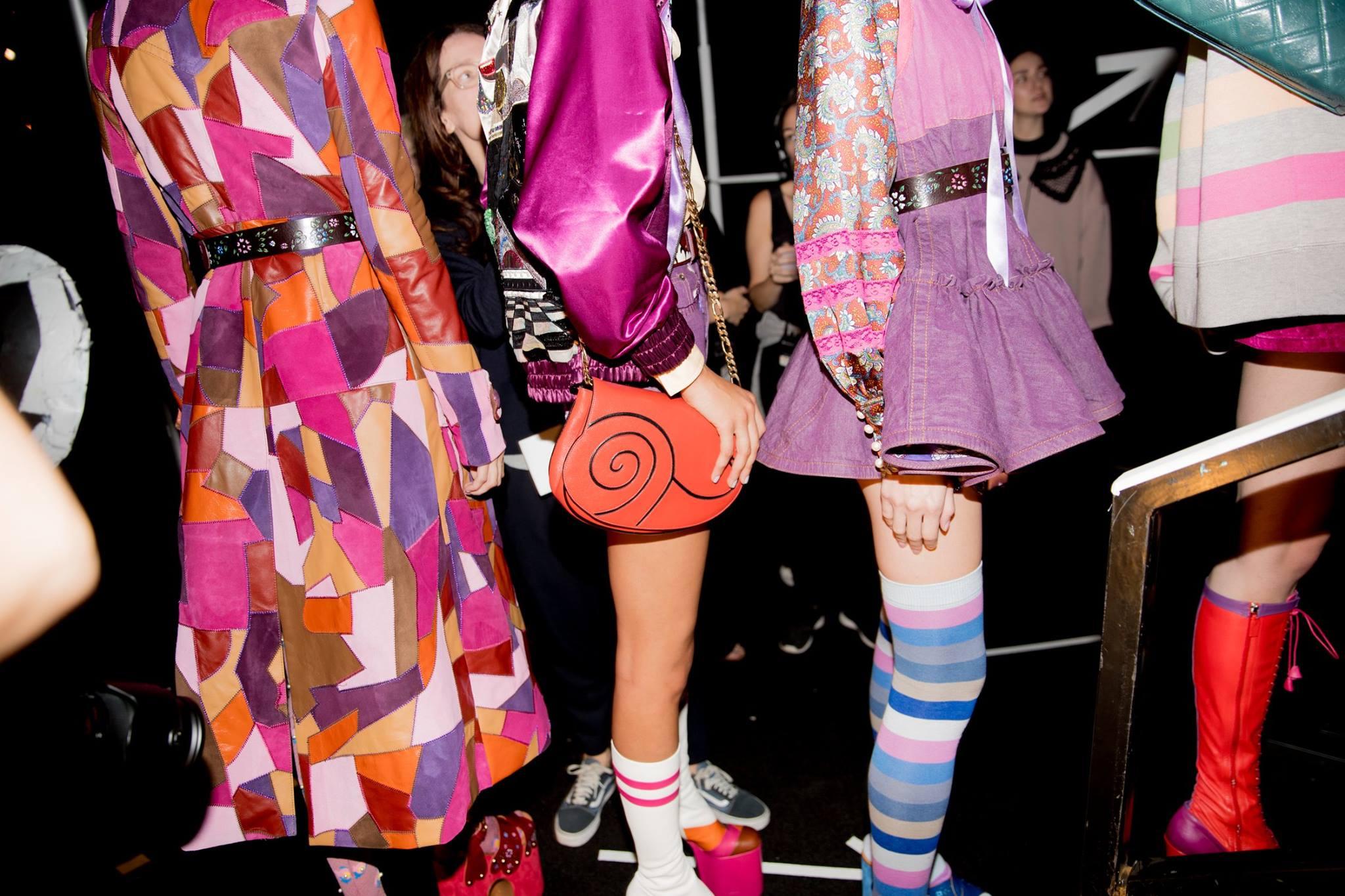Marc Jacobs, le immagini della collezione Primavera Estate 2017