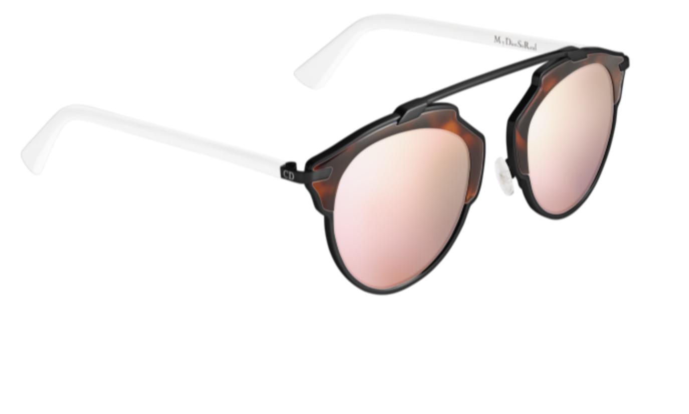 Dior Umbrage, le immagini dei nuovi occhiali Dior Inverno 2017