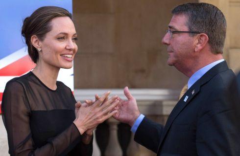 Angelina Jolie al summit ONU chiede più donne nelle missioni di pace