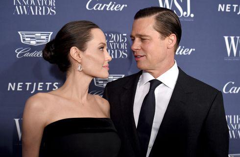 Angelina Jolie non mangia e non dorme più dopo il divorzio da Brad Pitt