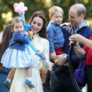 Kate Middleton: la Principessa Charlotte muove i primi passi