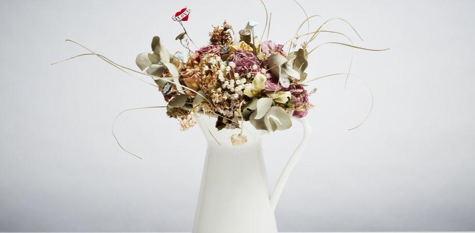 Come Conservare Il Bouquet Della Sposa.Come Seccare I Fiori Tecniche E Consigli Diredonna