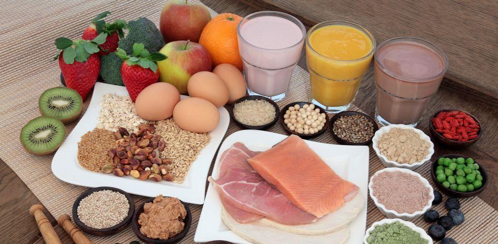 Pranzo cosa mangiare per non ingrassare diredonna for Calorie da assumere a pranzo