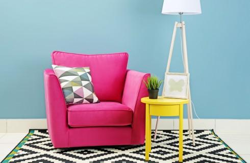 Come abbinare i colori di pareti e mobili