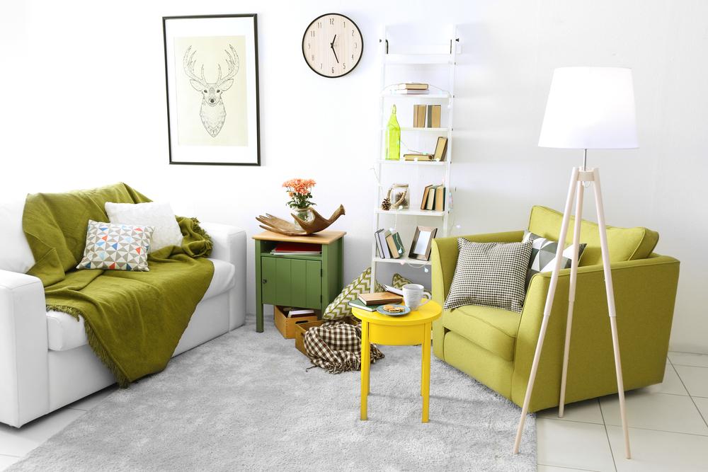 Come abbinare i colori in soggiorno diredonna for Colori soggiorno 2017