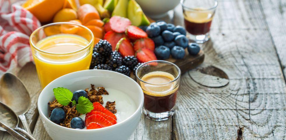 la colazione perde pesoa