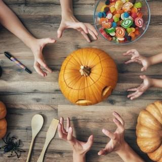 Come decorare la zucca di Halloween in modo originale