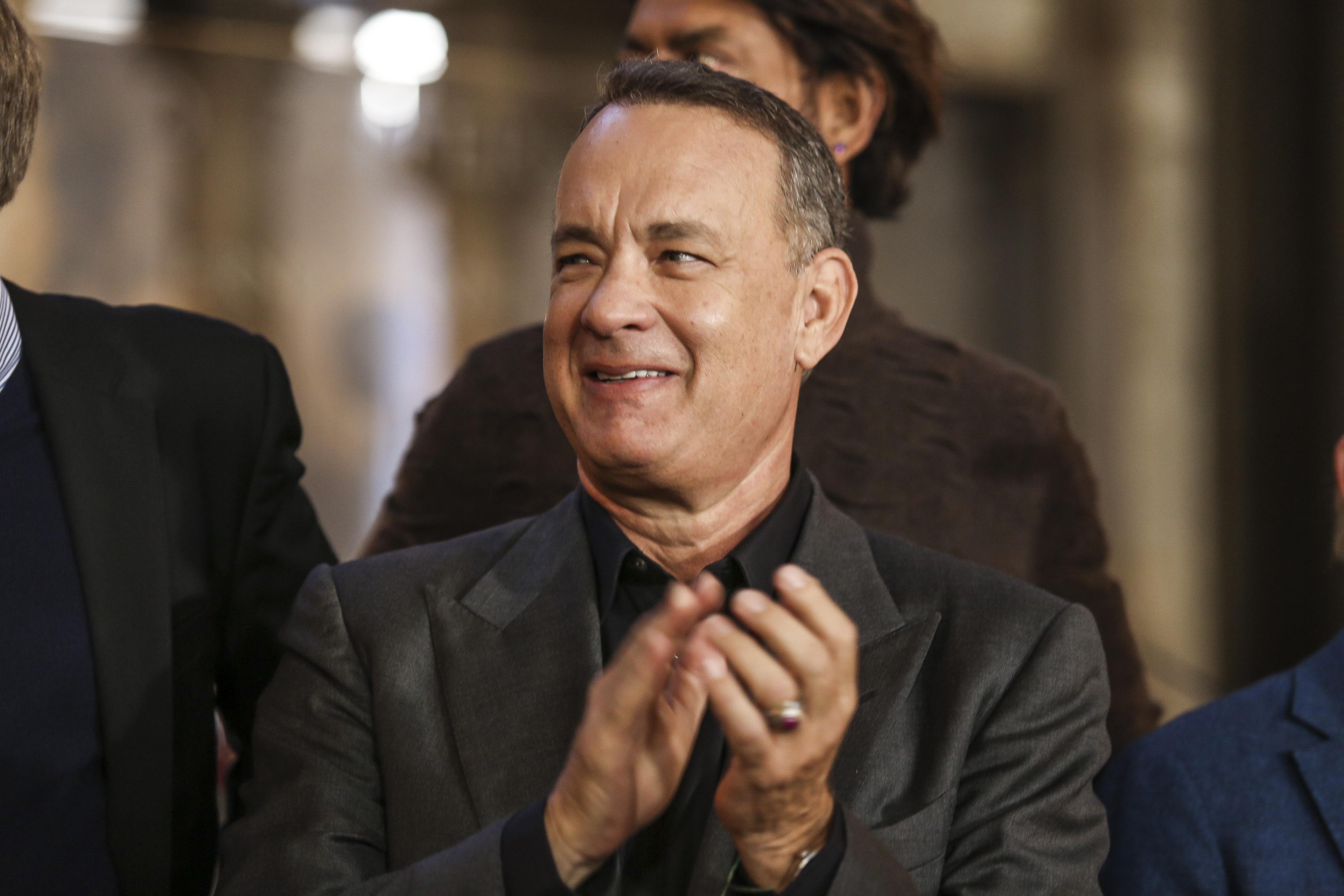 Inferno con Tom Hanks e Felicity Jones, foto