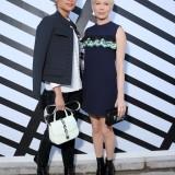 Alicia Vikander & Michelle Williams