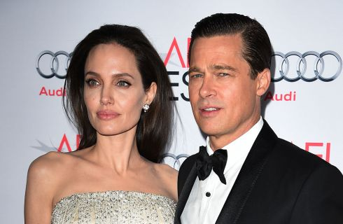 Angelina Jolie e Brad Pitt, in buoni rapporti per il bene dei figli?