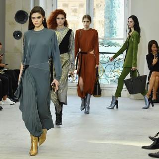 L'eleganza composta di Vuitton chiude la Paris Fashion Week