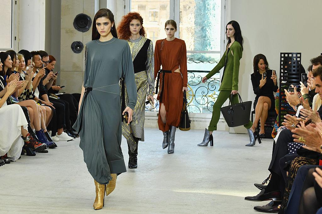 Louis Vuitton Collezione Primavera Estate 2017 Diredonna