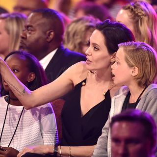 Divorzio Jolie-Pitt: i figli arrabbiati con Angelina Jolie