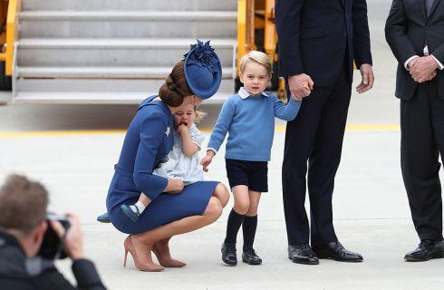 Kate Middleton: Perché il Principe George indossa sempre gli shorts?