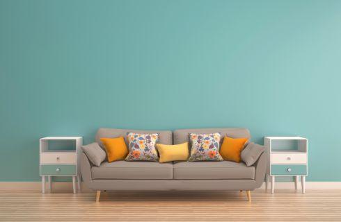 Come abbinare il parquet al colore delle pareti