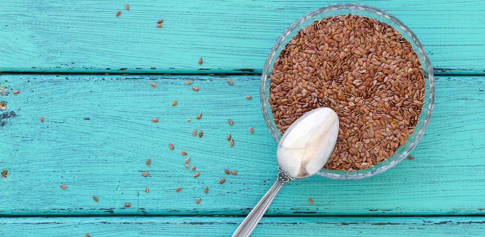 come perdere peso con acqua di semi di lino