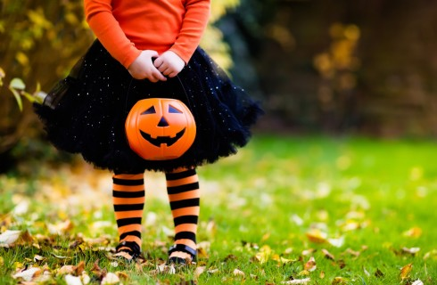 Costumi Halloween bambini fatti in casa