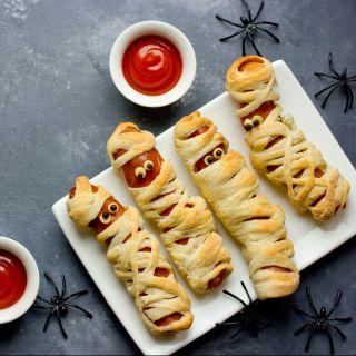 3 ricette salate da fare ad Halloween