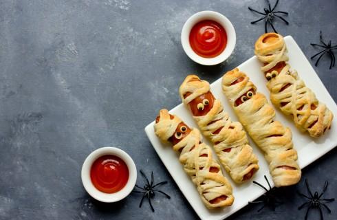 3 Ricette di Halloween salate