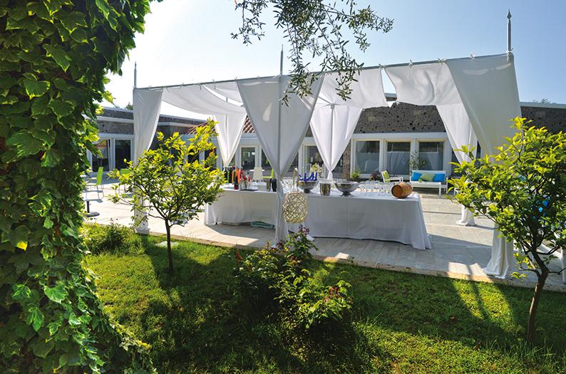 Villa Maravì, foto