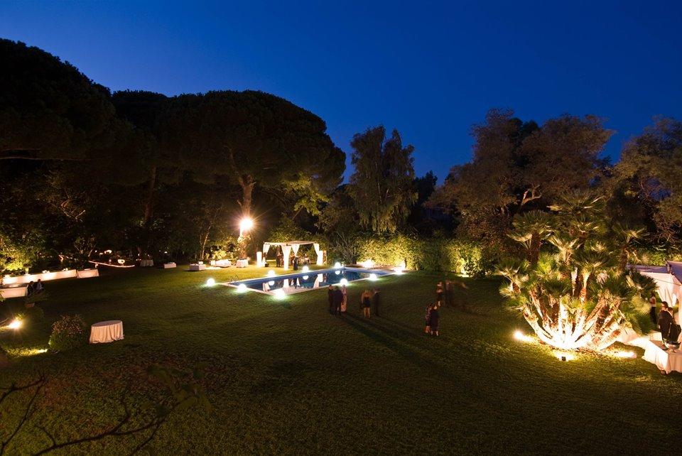 Villa Tufarelli, foto