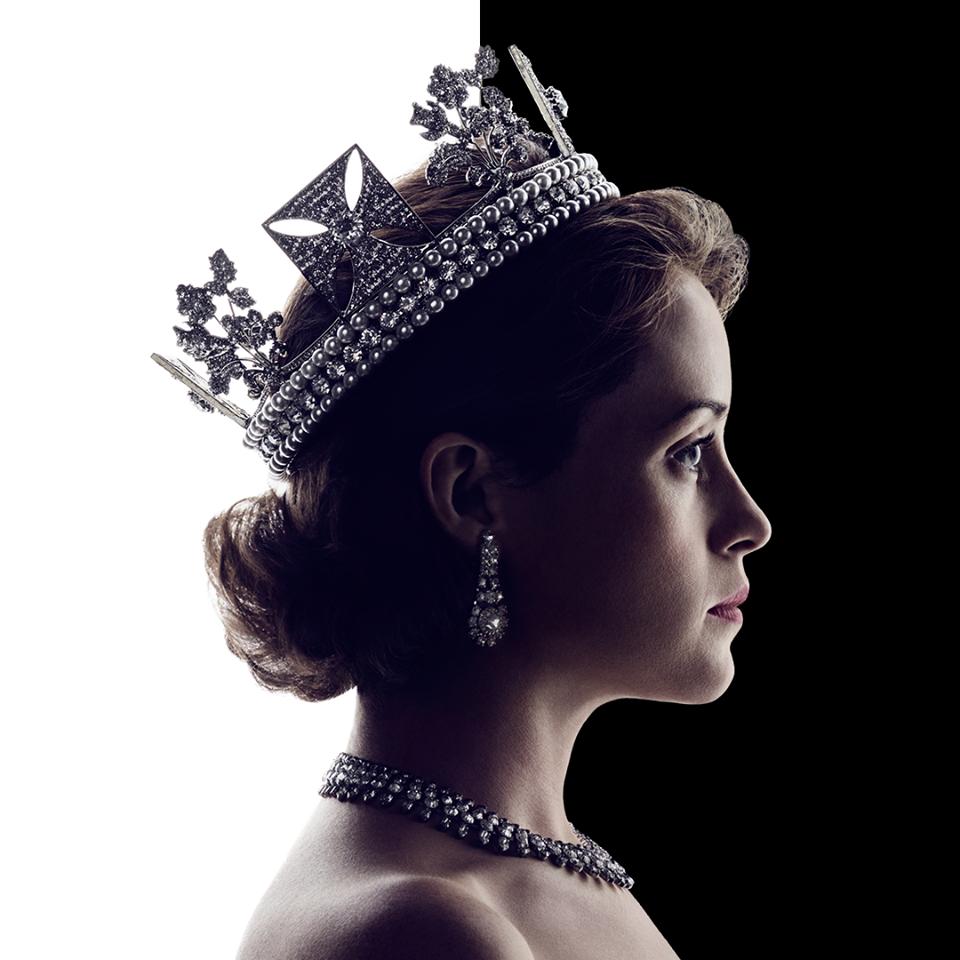 The crown 10 cose da sapere sulla nuova serie netflix for Quanto costa la corona della regina elisabetta