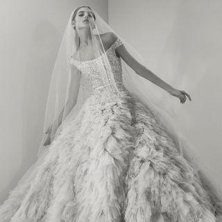 Elie Saab: la collezione abiti da sposa dell'autunno 2017