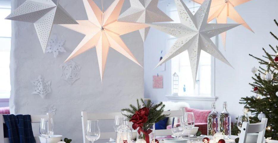 Tavola di Natale Ikea: le idee più belle