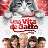 """La locandina di """"Una vita da gatto"""""""