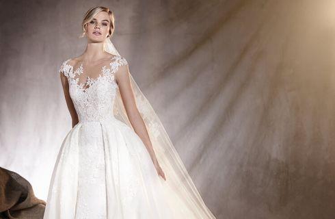 Abiti da sposa Pronovias 2017: modelli e prezzi