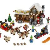 Lego La Bottega di Babbo Natale, 69,99 euro