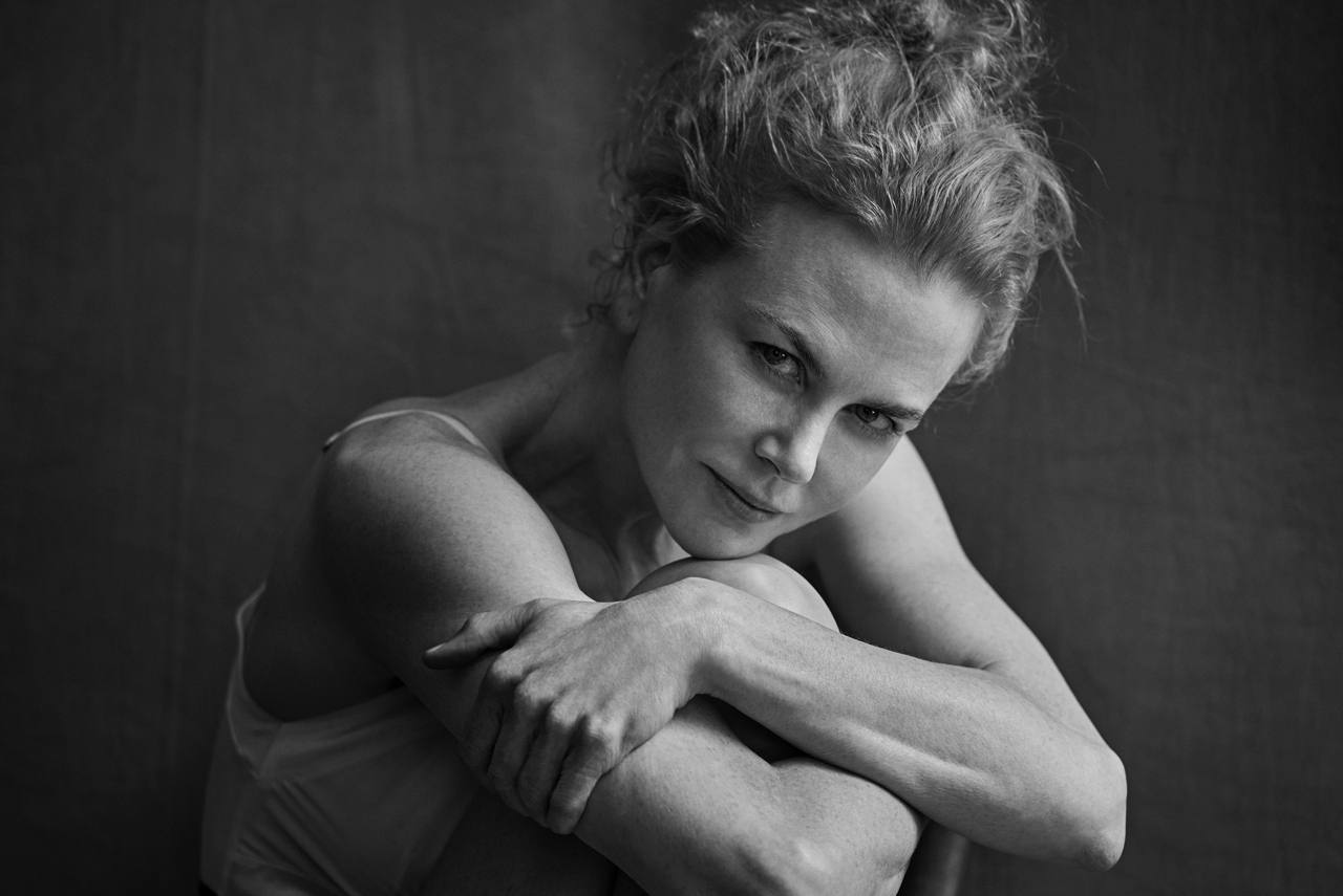 Moore e Kidman senza make up per il Calendario Pirelli
