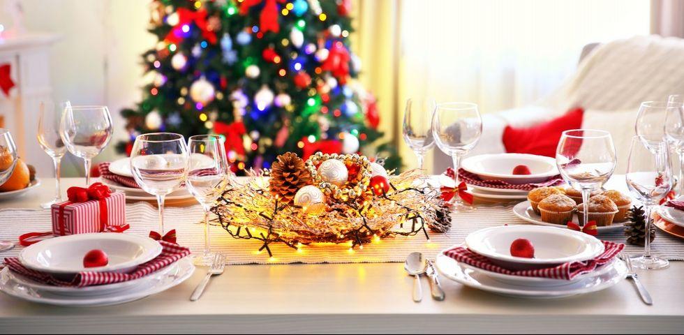 Eccezionale Tavola di Natale elegante: idee, soluzioni, consigli | DireDonna DQ38