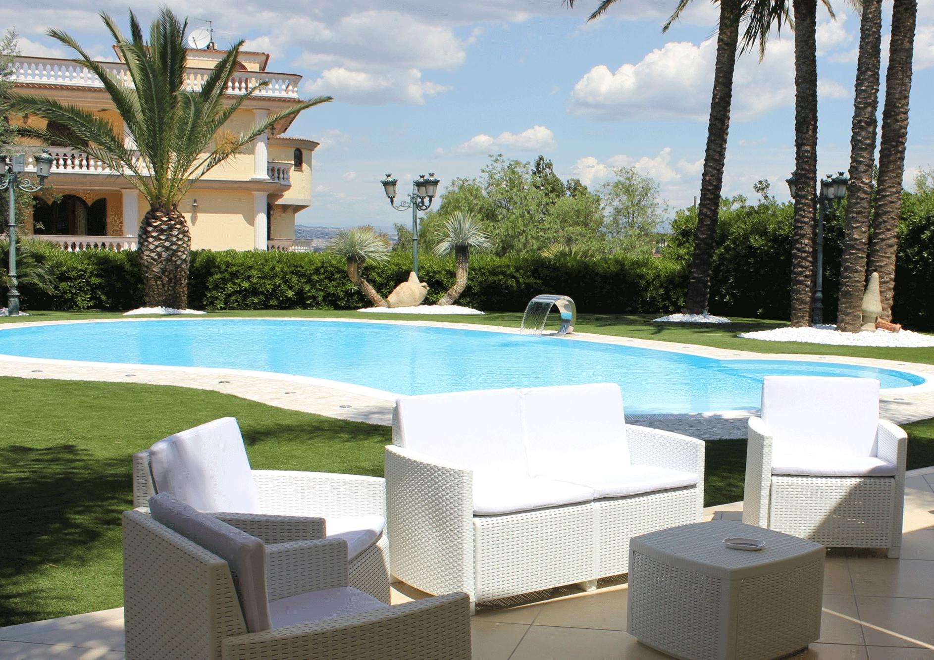 Villa Le Zagare, foto