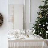 Zara Home Tovaglia Jacquard a righe da 59,99 euro
